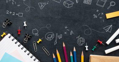 Fournitures scolaires 2020